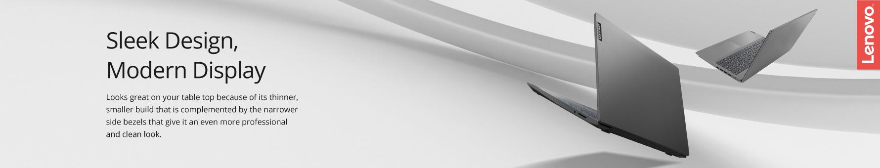Sleek Design Modern Display