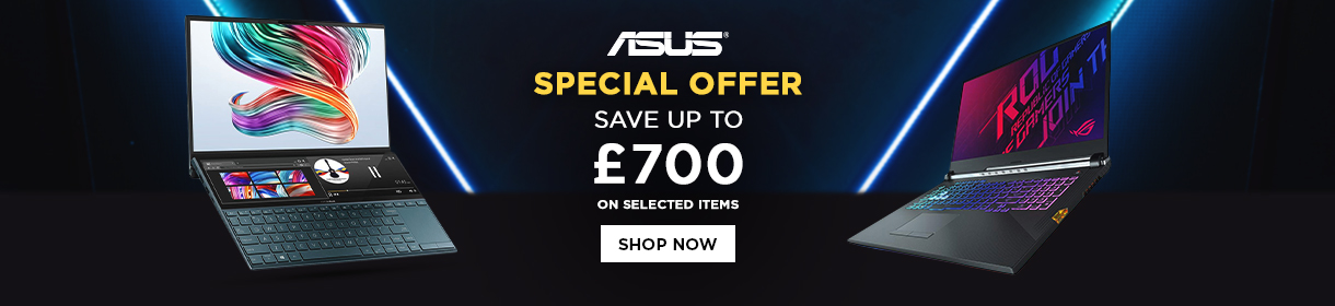 Asus SPECIAL OFFERS