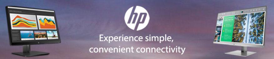 HP Monitors